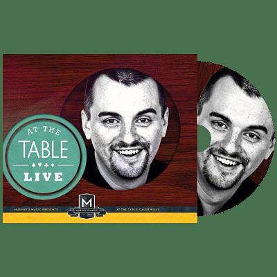 Caleb Wiles Live Lecture DVD - magic