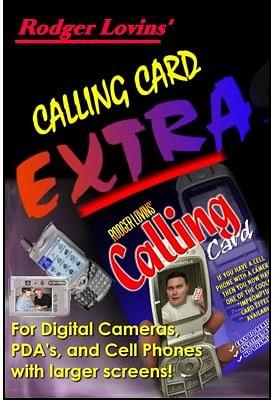 Calling Card Extra - magic