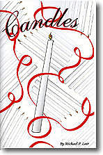 Candles book Michael Lair - magic