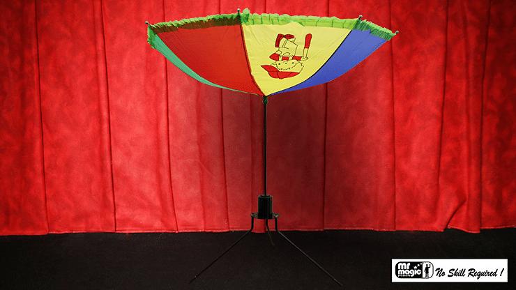 Cane to Umbrella Rainbow - magic