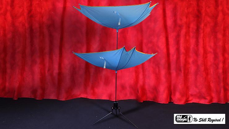 Cane to Umbrella - magic