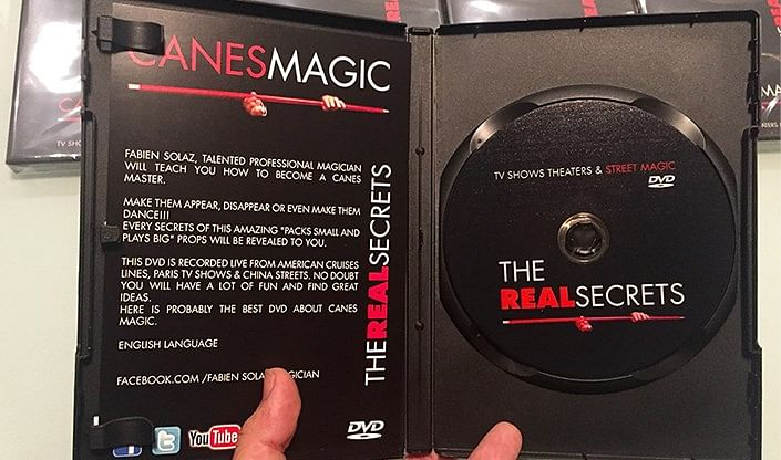 Canes MAGIC - The Real Secrets DVD