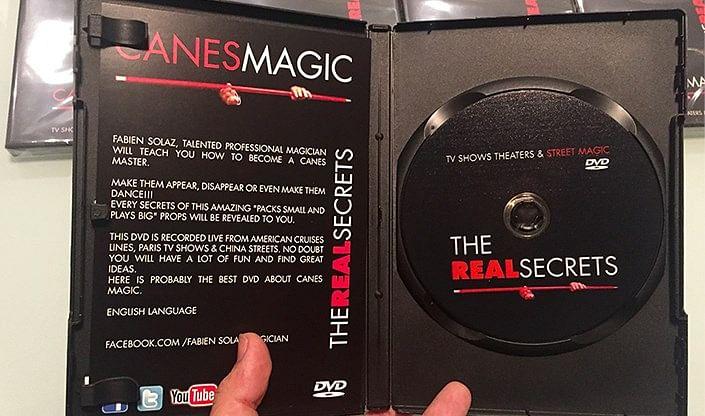 Canes MAGIC - The Real Secrets DVD