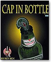 Cap in Bottle Rey Ben - magic