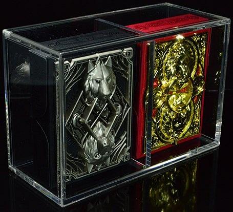 Carat X Half-Brick (6-Deck) Display Case