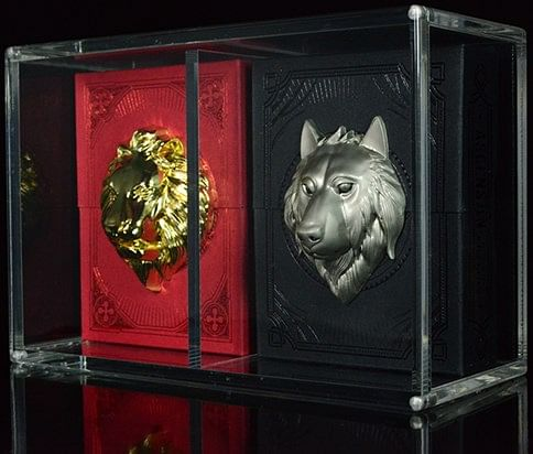 Carat X Half-Brick (6-Deck) Display Case - magic
