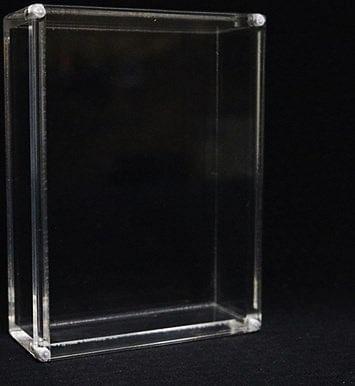 Carat X1 Single Deck Display Case (V2) - magic