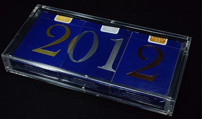Carat X3 3-Deck Display Case