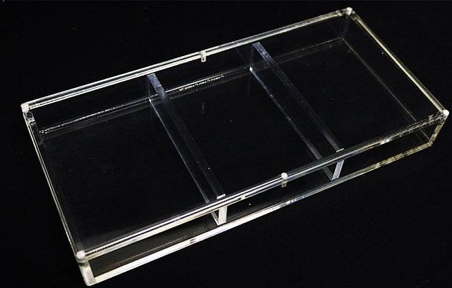 Carat X3 3-Deck Display Case - magic