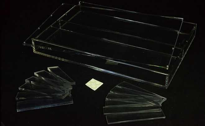 Carat X4x2 8-Deck Display Case