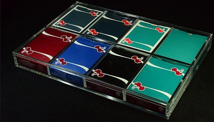 Carat X4x2 8-Deck Display Case - magic