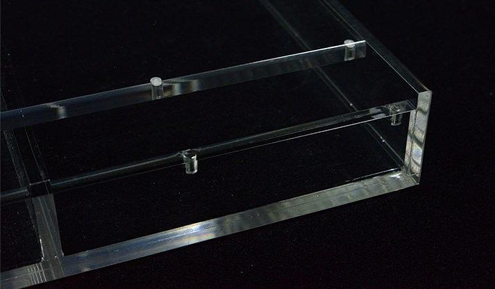 Carat X4X3 12-Deck Brick Display Case