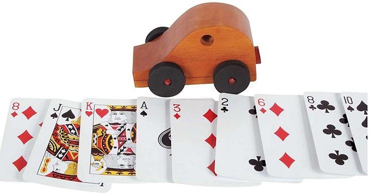 Card Buggy - magic