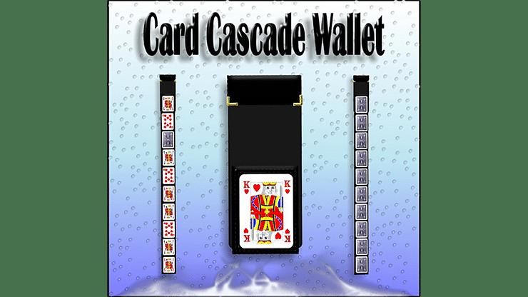 Card Cascade Wallet - magic