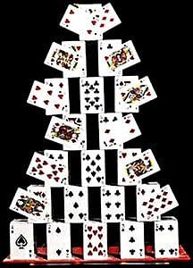 Card Castle 3.00 Feet - magic