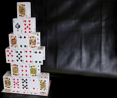 Card Castle - magic