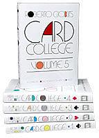 Card College Volumes 1 - 5 - magic