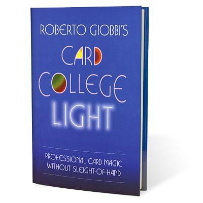 Card College Light - magic