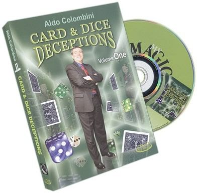 Card & Dice Deceptions Volume One - magic