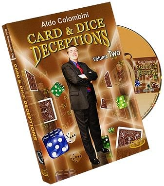 Card & Dice Deceptions Volume Two - magic