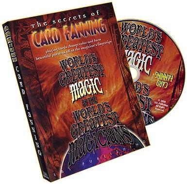 World's Greatest Magic - Card Fanning Magic - magic