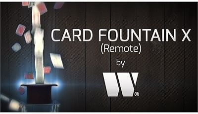 Card Fountain X - magic