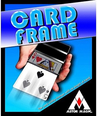 Card Frame - magic