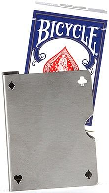 Card Guard (Stainless Steel)