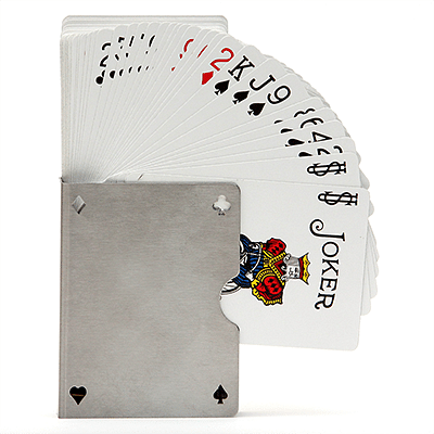 Card Guard (Stainless Steel) - magic