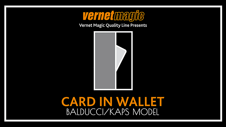 Card in Wallet - magic
