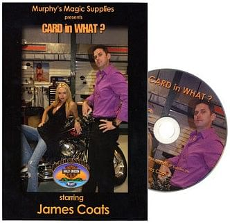 Card in What? James Coats - magic