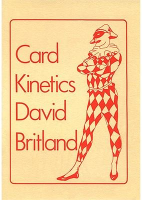 Card Kinetics - magic