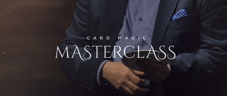 Card Magic Masterclass