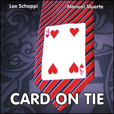 Card On Tie - magic