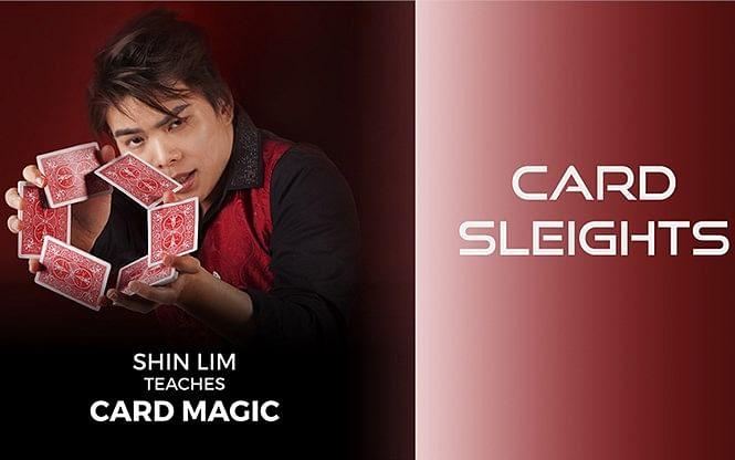 Card Sleights - magic