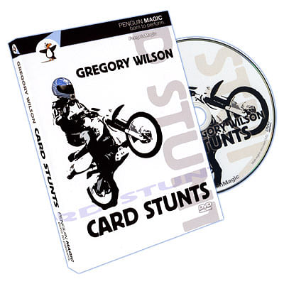 Card Stunts - magic