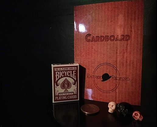 CARDBOARD The Book