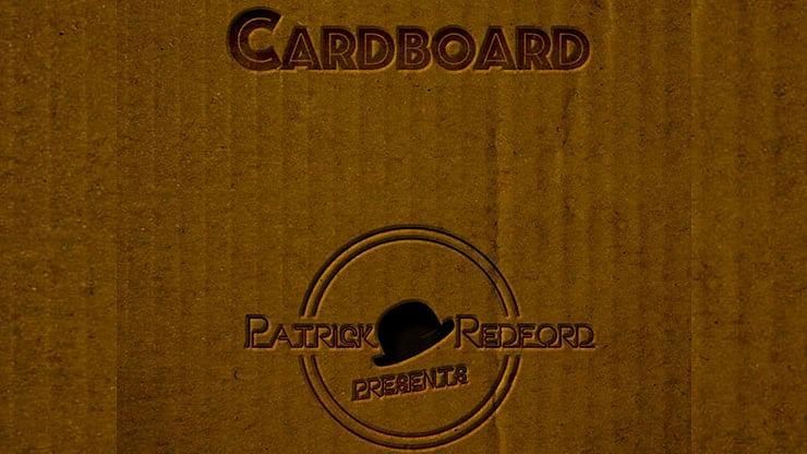 CARDBOARD The Book - magic
