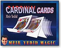 Cardinal Card - magic