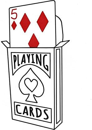 Cardiographic Lite RED CARD 5 of Diamonds Add-On
