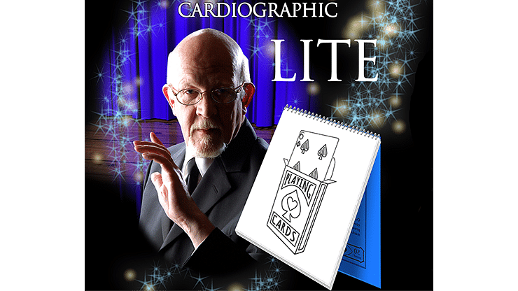 Cardiographic LITE BLACK CARD