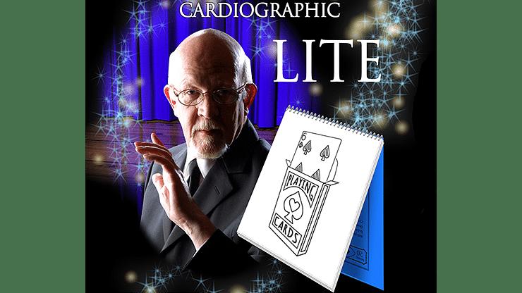 Cardiographic LITE BLACK CARD - magic