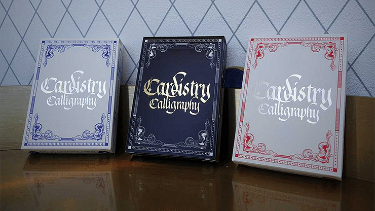 Cardistry Calligraphy - magic