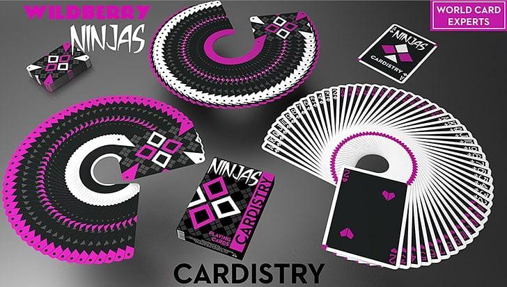 Cardistry Ninja Wildberry