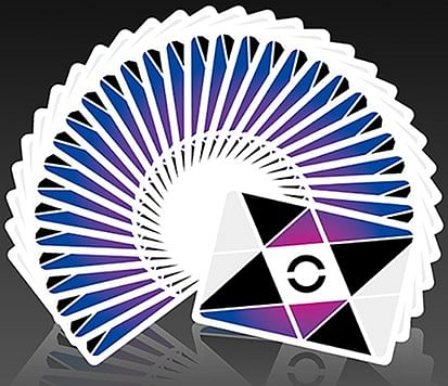 Cardistry Purple  Playing Cards