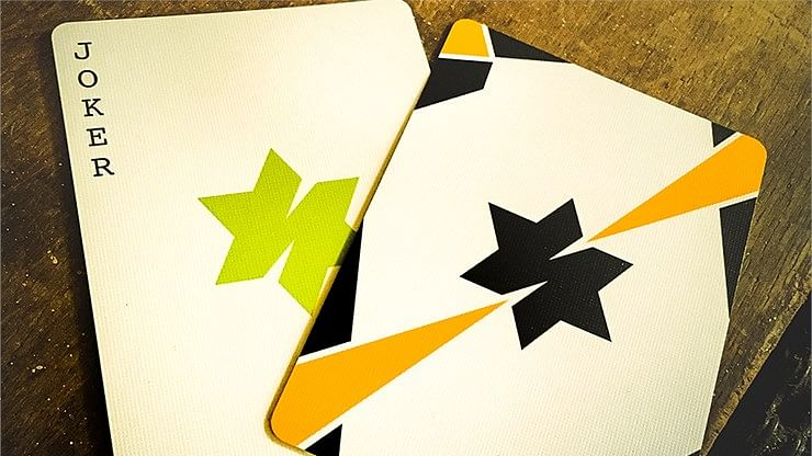 Cardistry Shuriken Playing Cards