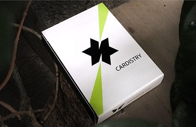 Cardistry Shuriken Playing Cards - magic
