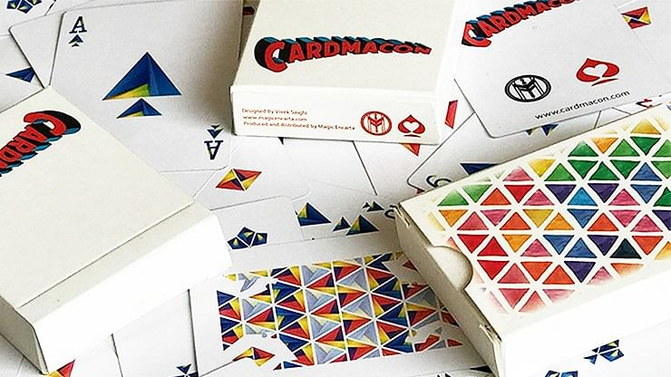 CardMaCon Limited Edition Playing Cards