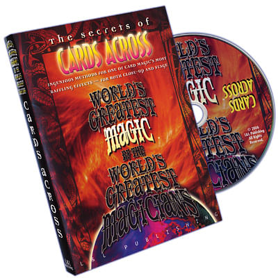 Cards Across - magic