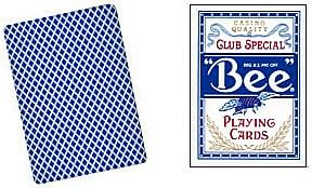 Bee Playing Cards (Poker Size) - magic
